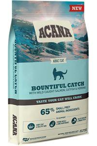 Acana Bountiful Catch Somonlu Yetişkin Kedi Maması 4,5kg