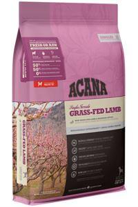 Acana Grass Fed Lamb Tahılsız Kuzu Etli ve Elmalı Yetişkin Köpek Maması 17kg