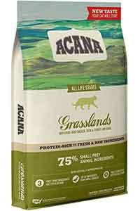 Acana Grasslands Kümes Hayvanlı Tüm Irk ve Yaşam Evreleri için Kedi Maması 1,8kg
