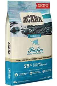 Acana Pacifica Balıklı Tüm Irk ve Yaşam Evreleri için Kedi Maması 4,5kg