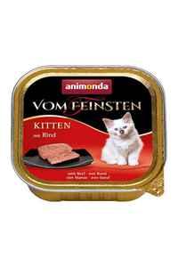 Animonda Kitten Biftekli Yavru Kedi Konservesi 100gr