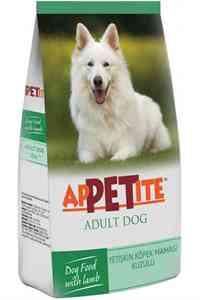 Appetite Kuzu Etli Yetişkin Köpek Maması 3kg