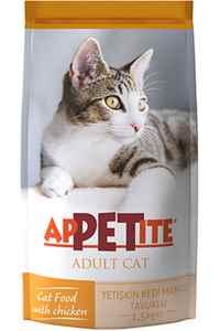 Appetite Tavuklu Yetişkin Kedi Maması 1,5kg
