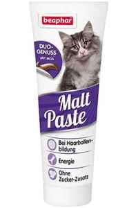 Beaphar Duo Active Malt Paste Tüy Yumağı Engelleyici Kedi Macunu 100gr