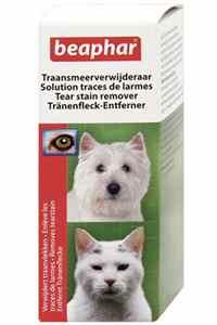 Beaphar Kedi ve Köpek Göz Yaşı Lekesi Temizleme Losyonu 50ml