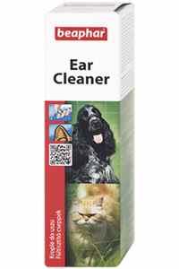Beaphar Kedi ve Köpek Kulak Temizleme Losyonu 50ml