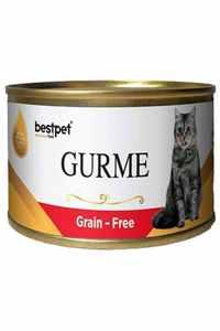 Best Pet Gurme Jöleli Kuzu Etli Yetişkin Kedi Konservesi 100gr