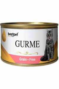 Best Pet Gurme Jöleli Somonlu Kısırlaştırılmış Kedi Konservesi 100gr