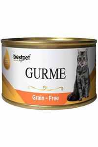 Best Pet Gurme Jöleli Somonlu Yetişkin Kedi Konservesi 100gr