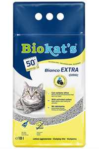 Biokat′s Bianco Extra Kedi Kumu 10lt