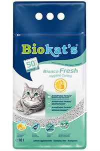 Biokat′s Bianco Fresh Kedi Kumu 10lt