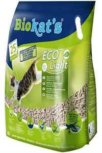 Biokat's Pelet Kedi Kumu Eco Light 5lt