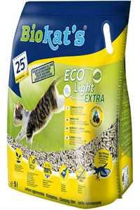 Biokat's Pelet Kedi Kumu Eco Light Extra 5lt