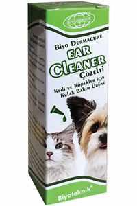Biyo-Teknik Ear Cleaner Kedi ve Köpekler İçin Kulak Temizleme Losyonu 50ml