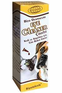 Biyo-Teknik Eye Cleaner Kedi ve Köpekler İçin Göz Bakım Losyonu 50ml