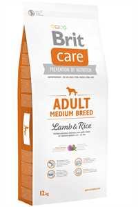 Brit Care Kuzu Eti ve Pirinçli Orta Irk Yetişkin Köpek Maması 12kg