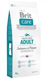 Brit Care Tahılsız Somon ve Patatesli Yetişkin Köpek Maması 12kg