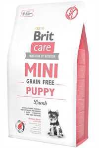 Brit Care Mini Puppy Tahılsız Kuzu Etli Küçük Irk Yavru Köpek Maması 2kg