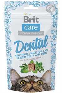 Brit Care Snack Dental Kedi Ödül Maması 50gr