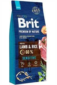 Brit Premium Sensitive Kuzu Etli Hassas Yetişkin Köpek Maması 8 Kg