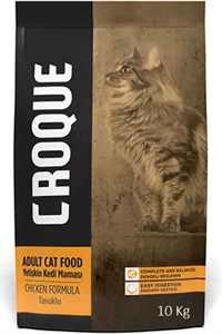 Croque Kuzu Etli Yetişkin Kedi Maması 10kg