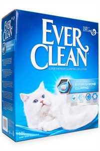 Ever Clean Ekstra Güçlü Topaklanan Kokusuz Kedi Kumu 10lt
