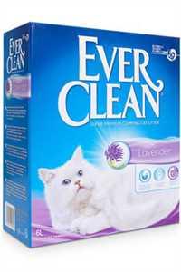 Ever Clean Lavanta Kokulu Kedi Kumu 6lt