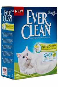 Ever Clean Çiçek Kokulu Hızlı Topaklaşan Kedi Kumu 10lt