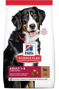 Hills Kuzu Etli Büyük Irk Yetişkin Köpek Maması 14kg