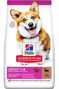 Hills Kuzu Eti ve Pirinçli Küçük Irk Yetişkin Köpek Maması 6kg