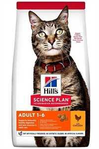 Hills Tavuklu Yetişkin Kedi Maması 3kg