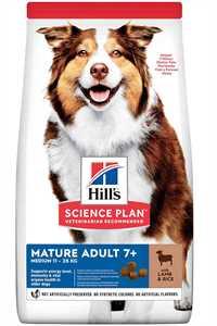 Hills Kuzu Etli Orta Irk Yaşlı Köpek Mamasi 2,5kg