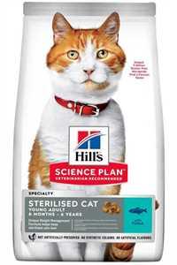 Hills Ton Balıklı Kısırlaştırılmış Yetişkin Kedi Maması 15kg