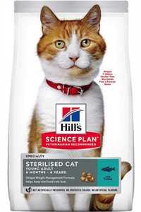 Hills Ton Balıklı Kısırlaştırılmış Kedi Maması 3kg