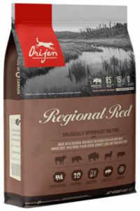 Orijen Regional Red Tahılsız Kırmızı Etli Kedi Maması 1,8kg