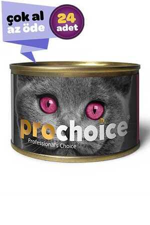 Pro Choice Tavuklu Yavru Kedi Konservesi 24x80gr (24lü)