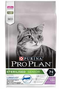Pro Plan Hindi Etli Kısırlaştırılmış Yaşlı Kedi Maması 3kg