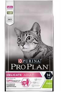 Pro Plan Delicate Kuzu Etli Yetişkin Kedi Maması 3kg