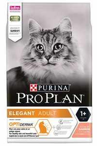 Pro Plan Elegant Somonlu Yetişkin Kedi Maması 1,5kg
