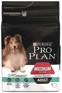 Pro Plan Kuzu Etli Orta Irk Yetişkin Köpek Maması 3kg