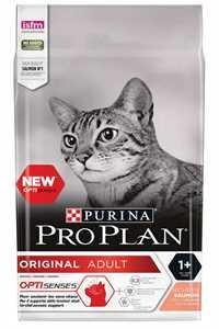 Pro Plan Somon ve Pirinçli Yetişkin Kedi Maması 10kg