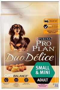 ProPlan Duo Delice Somonlu Küçük Irk Yetişkin Köpek Maması 2,5kg