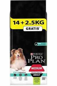 ProPlan Kuzu Etli Orta Irk Yetişkin Köpek Maması 14+2,5kg