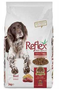 Reflex High Energy Biftekli Yetişkin Köpek Maması 3kg