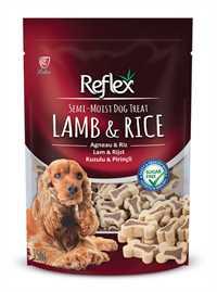 Reflex Kuzulu ve Pirinçli Köpek Ödül Maması 150gr