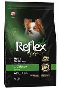 Reflex Plus Tavuklu Küçük Irk Yetişkin Köpek Maması 3kg