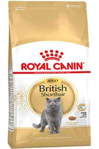 Royal Canin British Shorthair Adult Yetişkin Kedi Maması 2kg