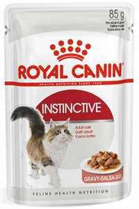 Royal Canin Instinctive Gravy Kedi Konservesi 85gr