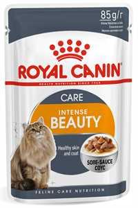 Royal Canin Intense Beauty Gravy Kedi Konservesi 85gr