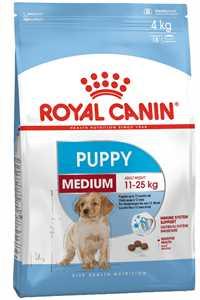 Royal Canin Medium Puppy Orta Irk Yavru Köpek Maması 4kg
